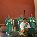 Father Joyle's Installation Mass and Reception photo album thumbnail 23