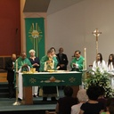 Father Joyle's Installation Mass and Reception photo album thumbnail 35
